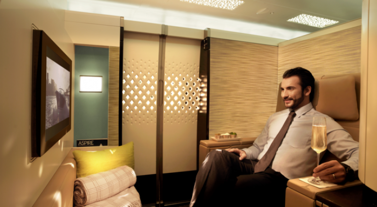 Picture courtesy of Etihad Airlines