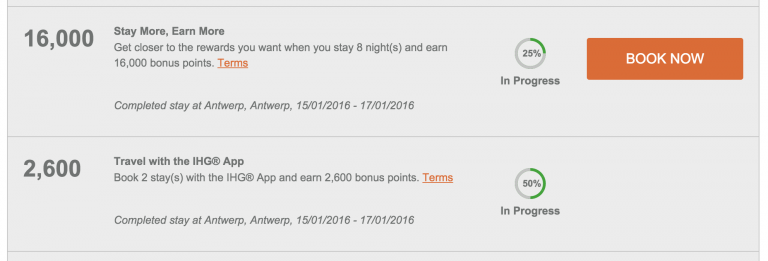 IHG Accelerate - Stay More & IHG App