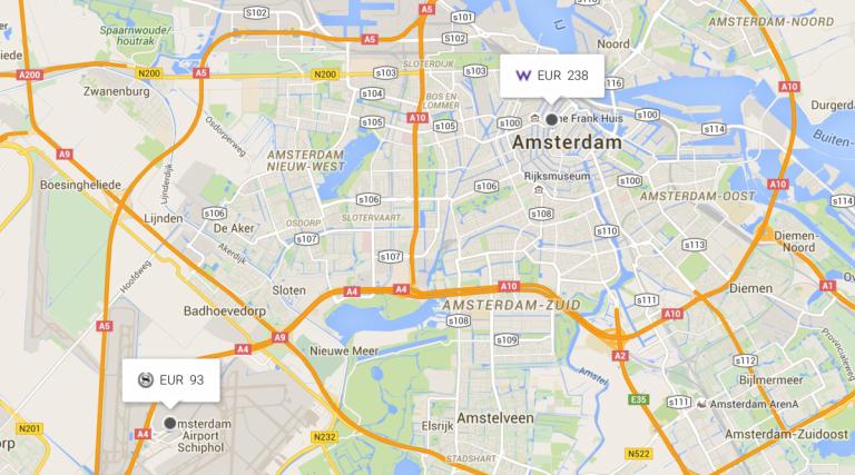 Deze keer ook 2 hotels uit Amsterdam op de lijst!