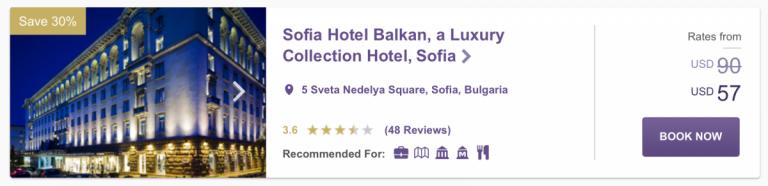 30% korting bij dit hotel!
