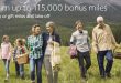 American Airlines Miles Promotie