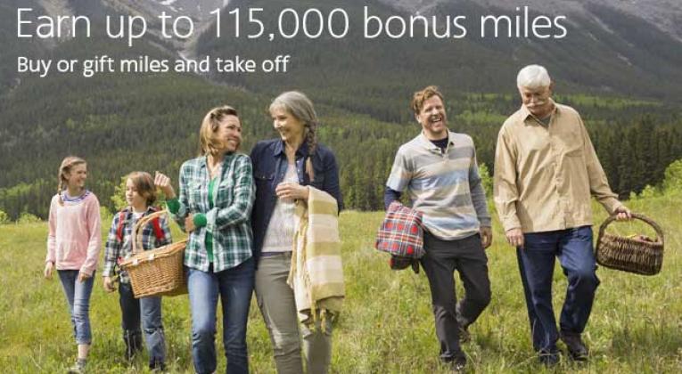 American Airlines Miles Promotie