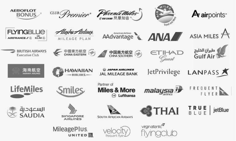 American Airlines Miles Verdienen - IHG Participating Airlines