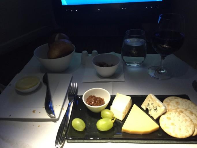 Kaasplankje Qatar Airways A350