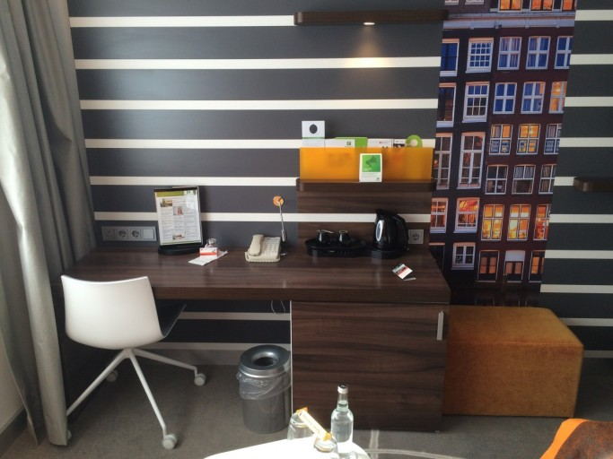 Holiday Inn Amsterdam - Desk