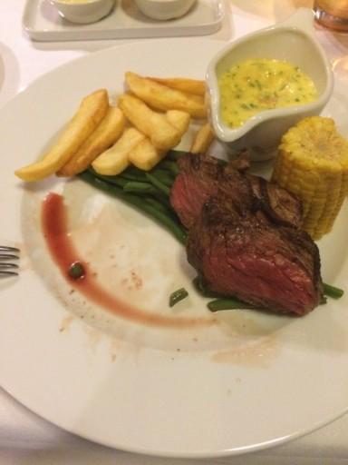 Holiday Inn Amsterdam - Restaurant Steak