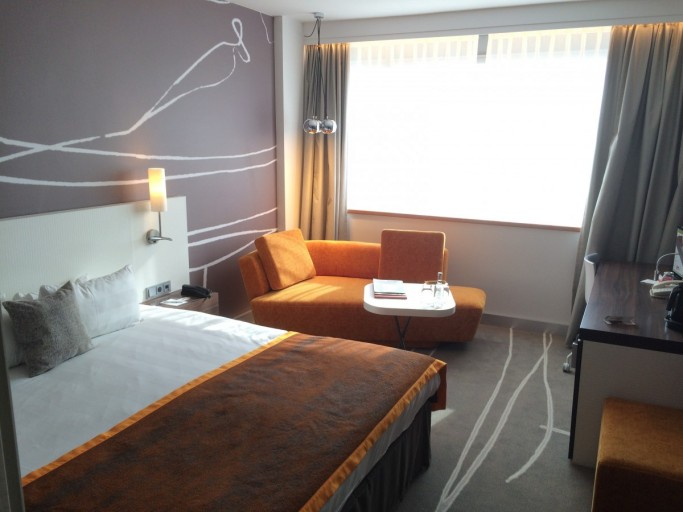 Holiday Inn Amsterdam - Room Overview