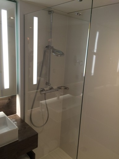 Holiday Inn Amsterdam - Shower