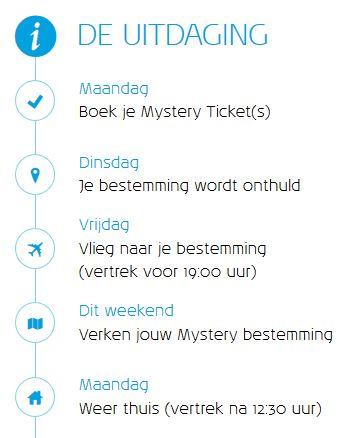 KLM Monday Mystery