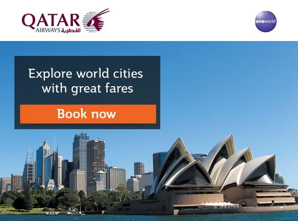 Qatar Airways Sales Maart 2016 - Featured