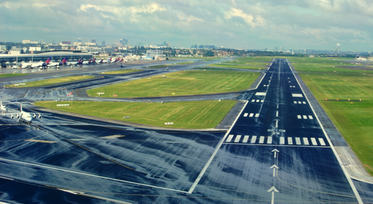 Werkzaamheden Brussels Airport - Featured