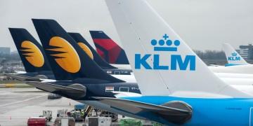 Jet Airways naar Amsterdam