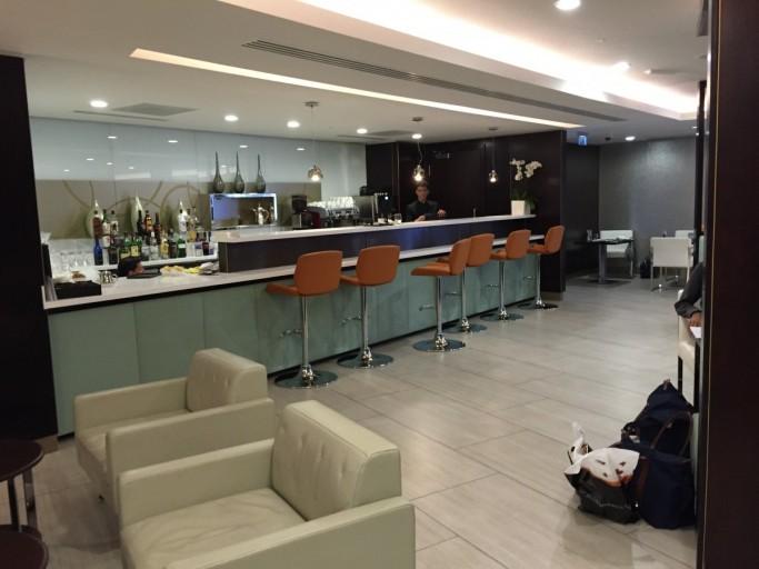 Etihad Lounge Bar