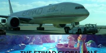 Etihad Global Sale