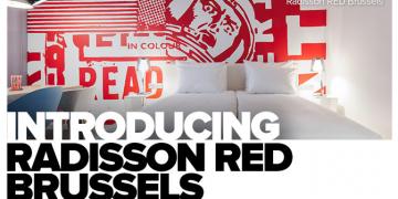 radisson red brussel