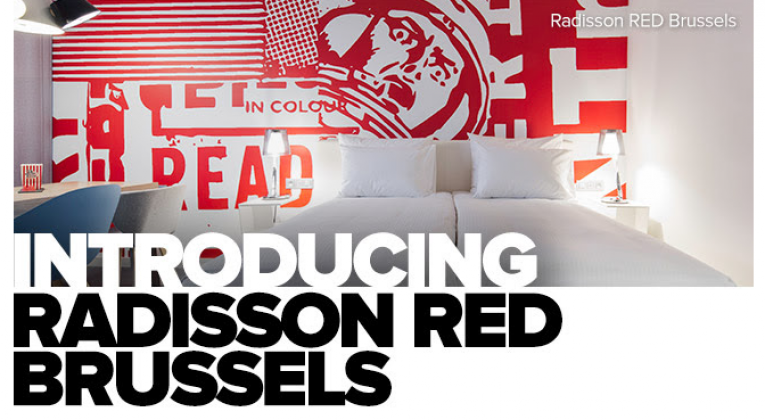 radisson red brussel