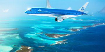 KLM 787