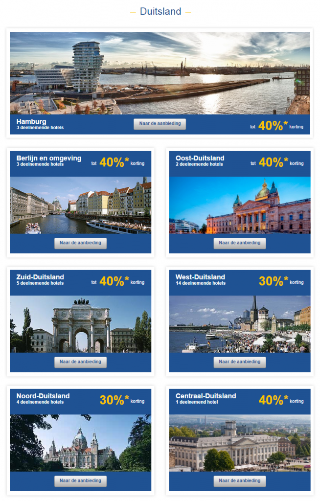Accor Exclusieve Sale Duitsland