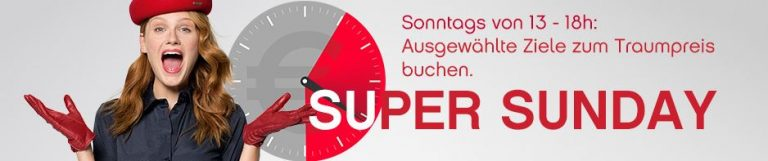 Air Berlin Super Sunday