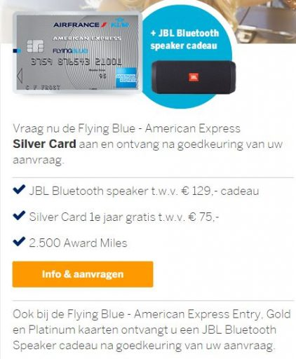 American Express Zomercampagne