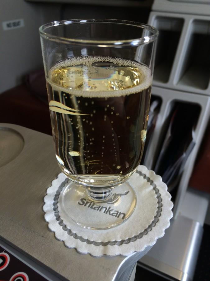 Champagne SriLankan