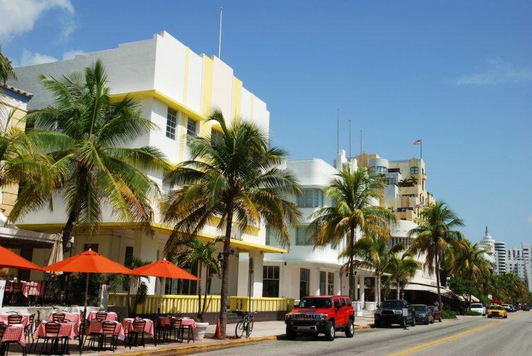 KLM naar Colombo en Miami