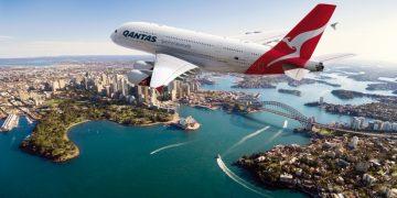 Meevliegen met Qantas