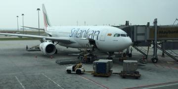 Sri Lankan A330-200