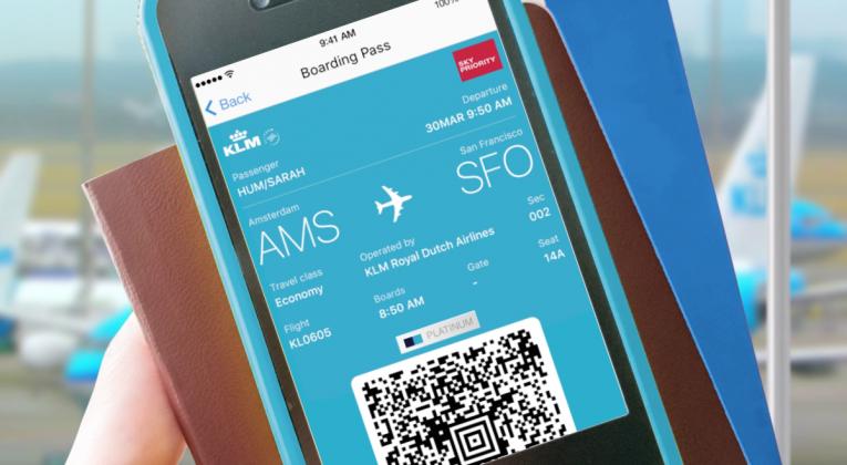 KLM Mystery Ticket