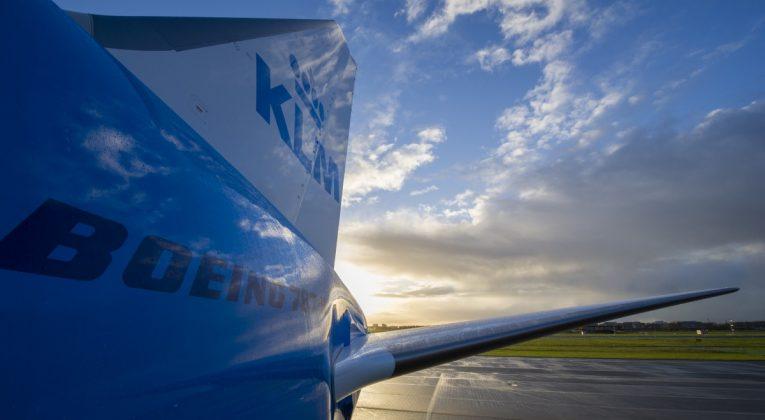 KLM Flying Blue Miles