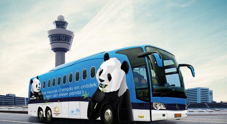 KLM busservice