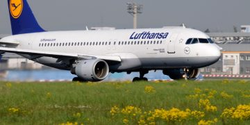 Airbus A320 in Lufthansa livery (Bron: Lufthansa Group)