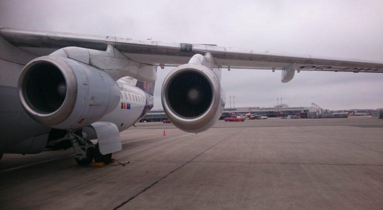 Review KLM Fokker & Brussels Airlines