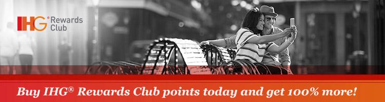 IHG Rewards Club flash sale