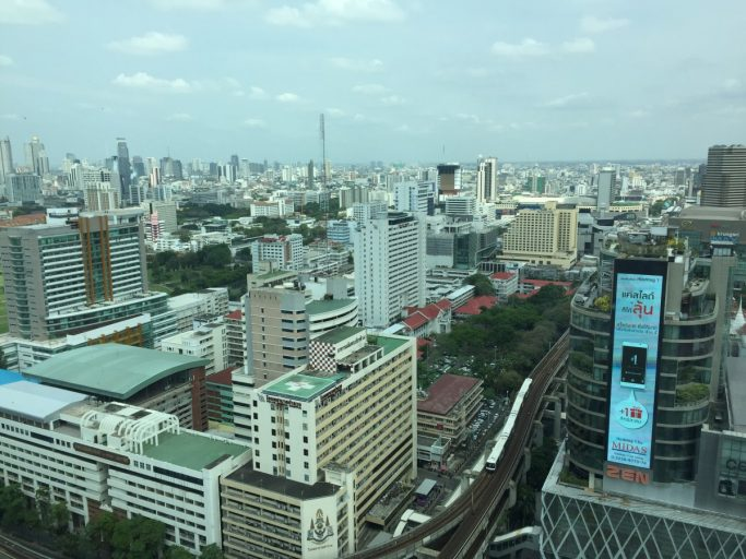 Intercontinental Hotel Bangkok
