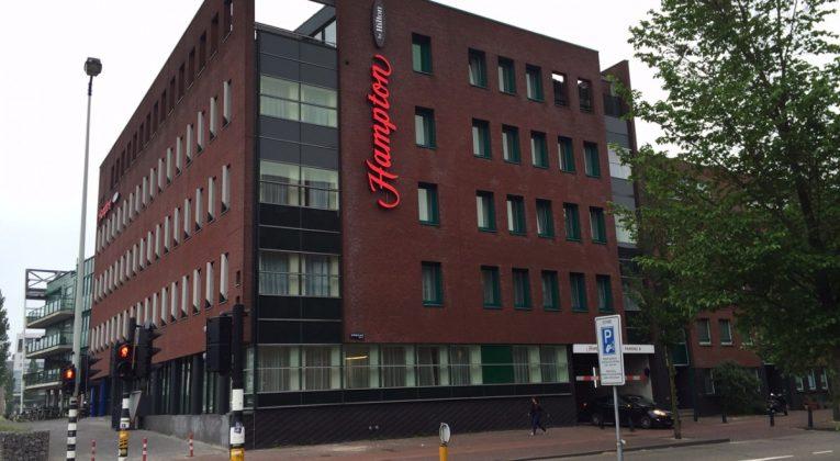 Hampton by Hilton Amsterdam East