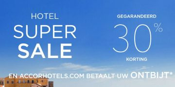 Accor Super Sale