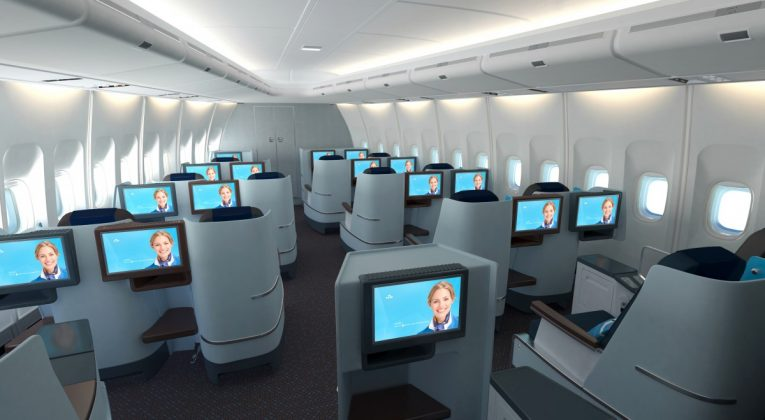 KLM Flying Blue Upgrade