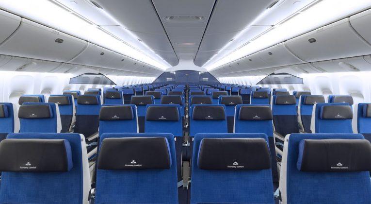 betalen voor stoelselectie KLM
