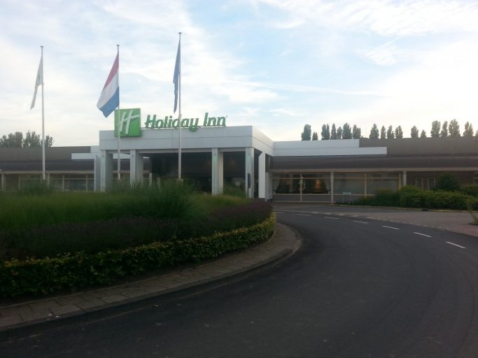 Holiday Inn Leiden entree