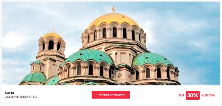 Accor Exclusieve Sale Bulgarije