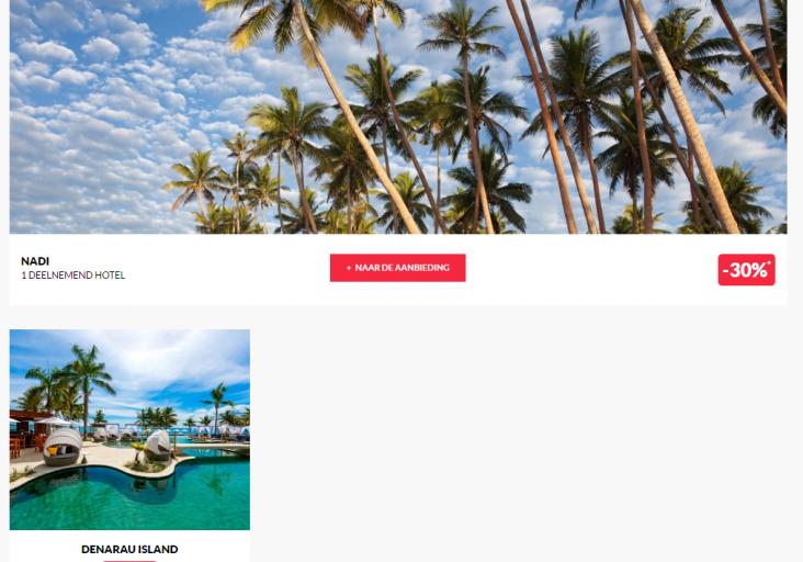 Accor Exclusieve Sale Fiji