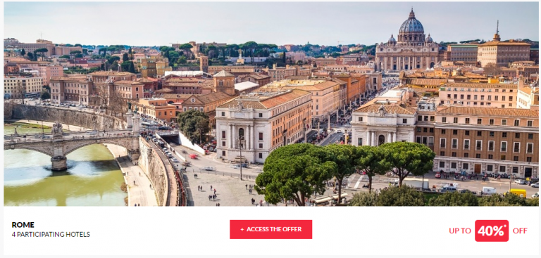 Accor Exclusieve Sale Italie