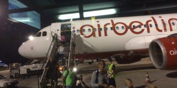 Air Berlin Malaga