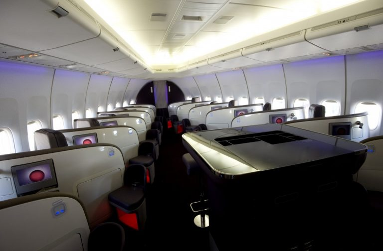 Delta Global Upgrades Bij Virgin Atlantic Upper Class