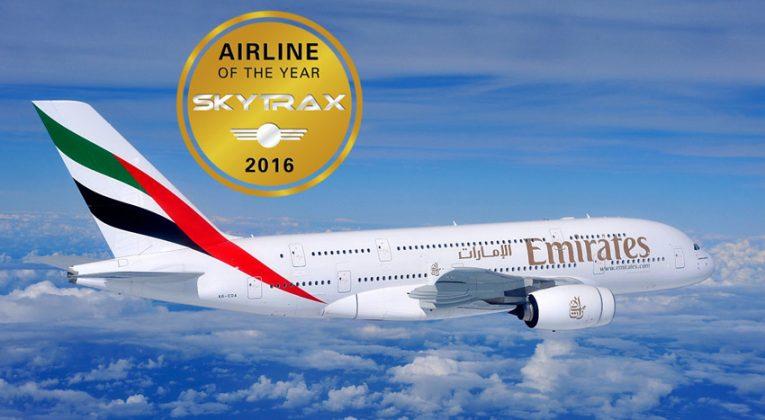 Emirates Skytrax Awards 2016