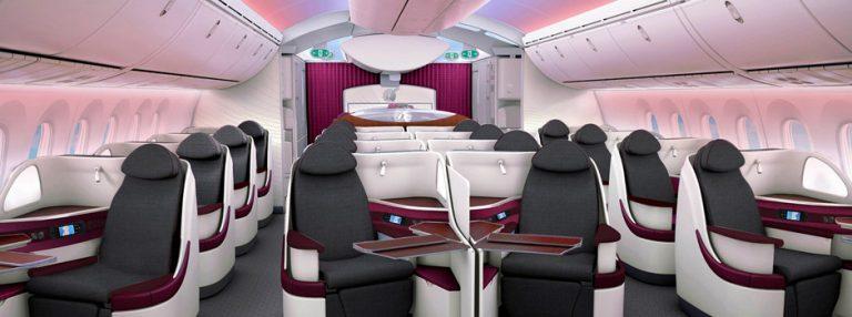World Airline Awards - Qatar Business Class