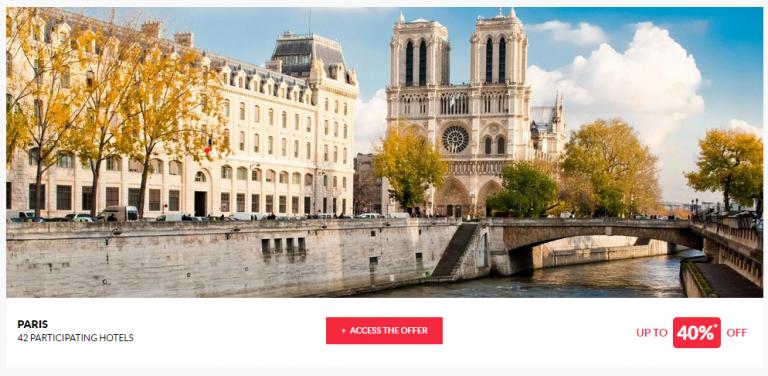 Accor Exclusieve Sale Frankrijk