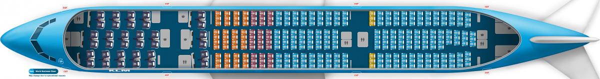 KLM B777-200ER