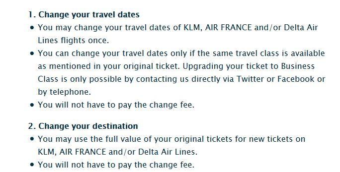 KLM rebook